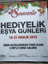 İzmir Hediyelik Eşya Fuarı