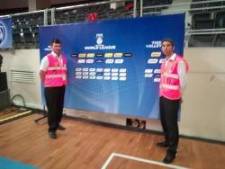 Dünya Voleybol Ligi İzmir